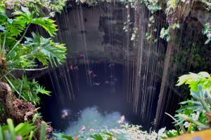 Cenote Ik Il, Messico