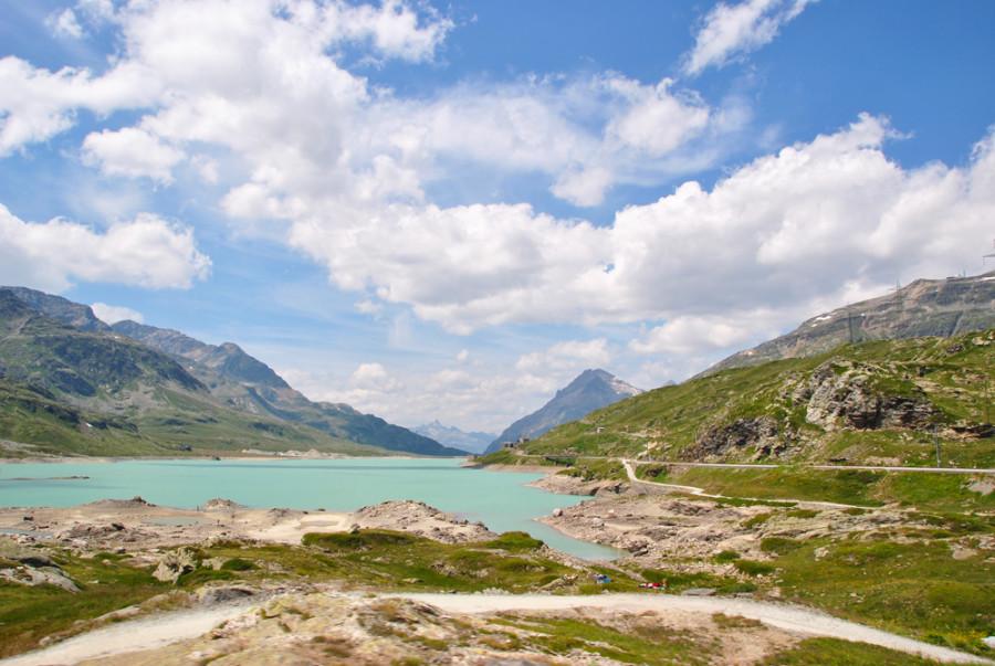 Lago Bianco, Svizzera