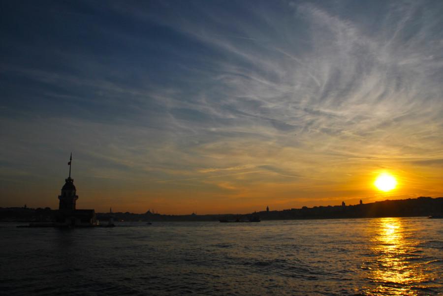 Al tramonto, la rottura del digiuno