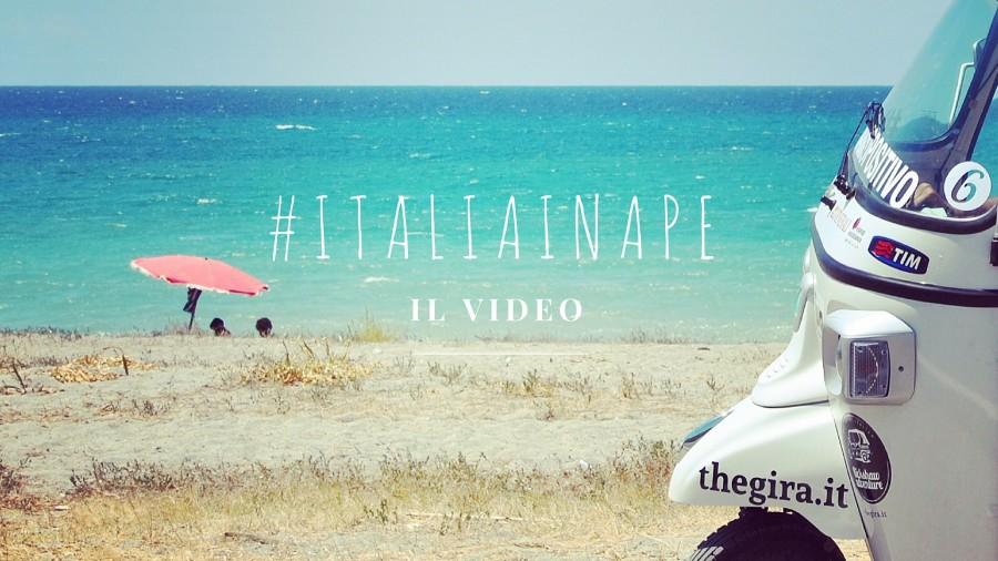 COVER VIDEO ITALIAINAPE