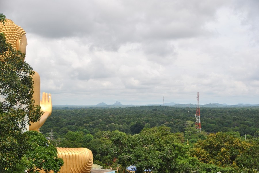 dambulla royal rock temple