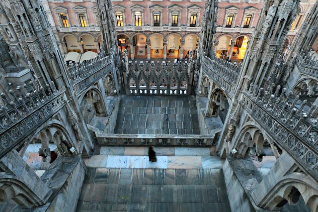 Eppuremilano dal Duomo - foto di Manuela Vitulli