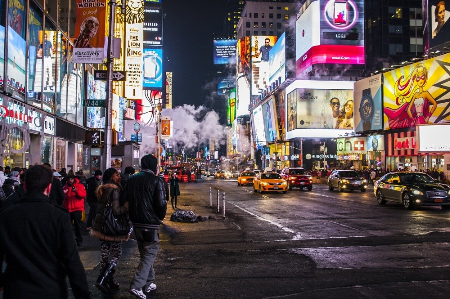 New York impressioni