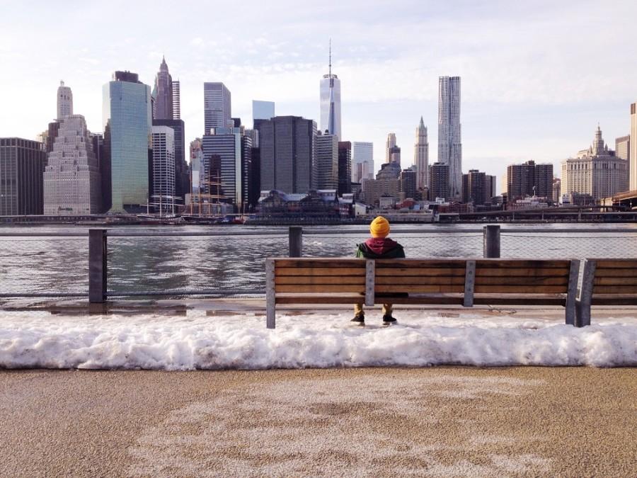 NEW YORK mi fai paura