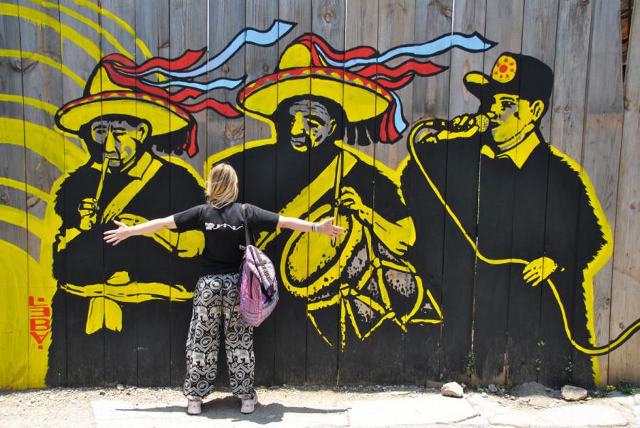 San Cristobal Street Art