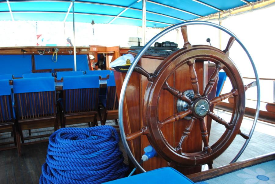 barca turchia