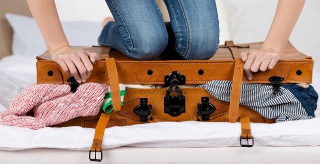 valigia foto presa da unadonna
