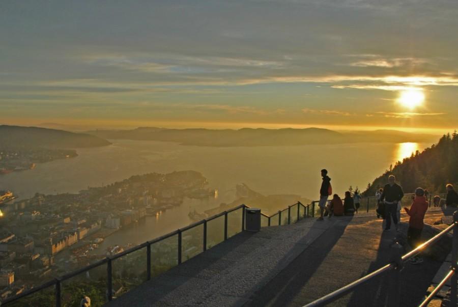 bergen tramonto1000