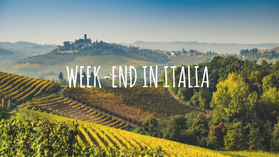 week end in italia