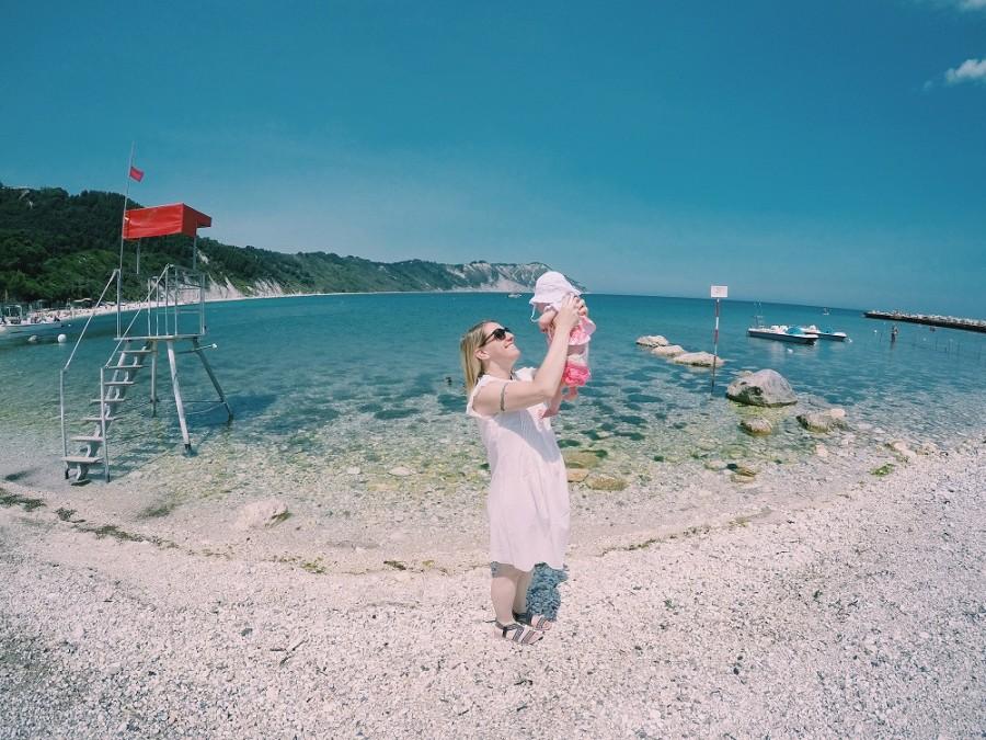 Viola al mare
