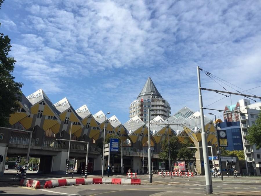architettura rotterdam