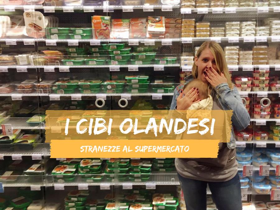 cibi supermercato olandesi