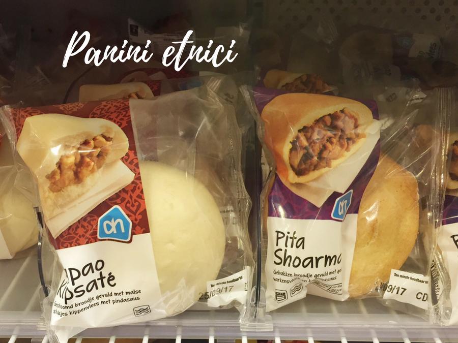 panini etnici cibo olandese