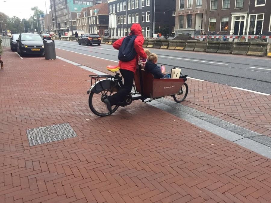 biciclette e carretti amsterdam