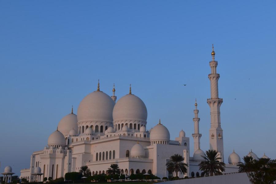 moschea abu dhabi