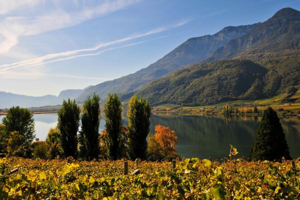 Colori dell'autunno in Alto Adige