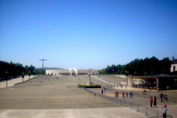La Piazza di Fatima