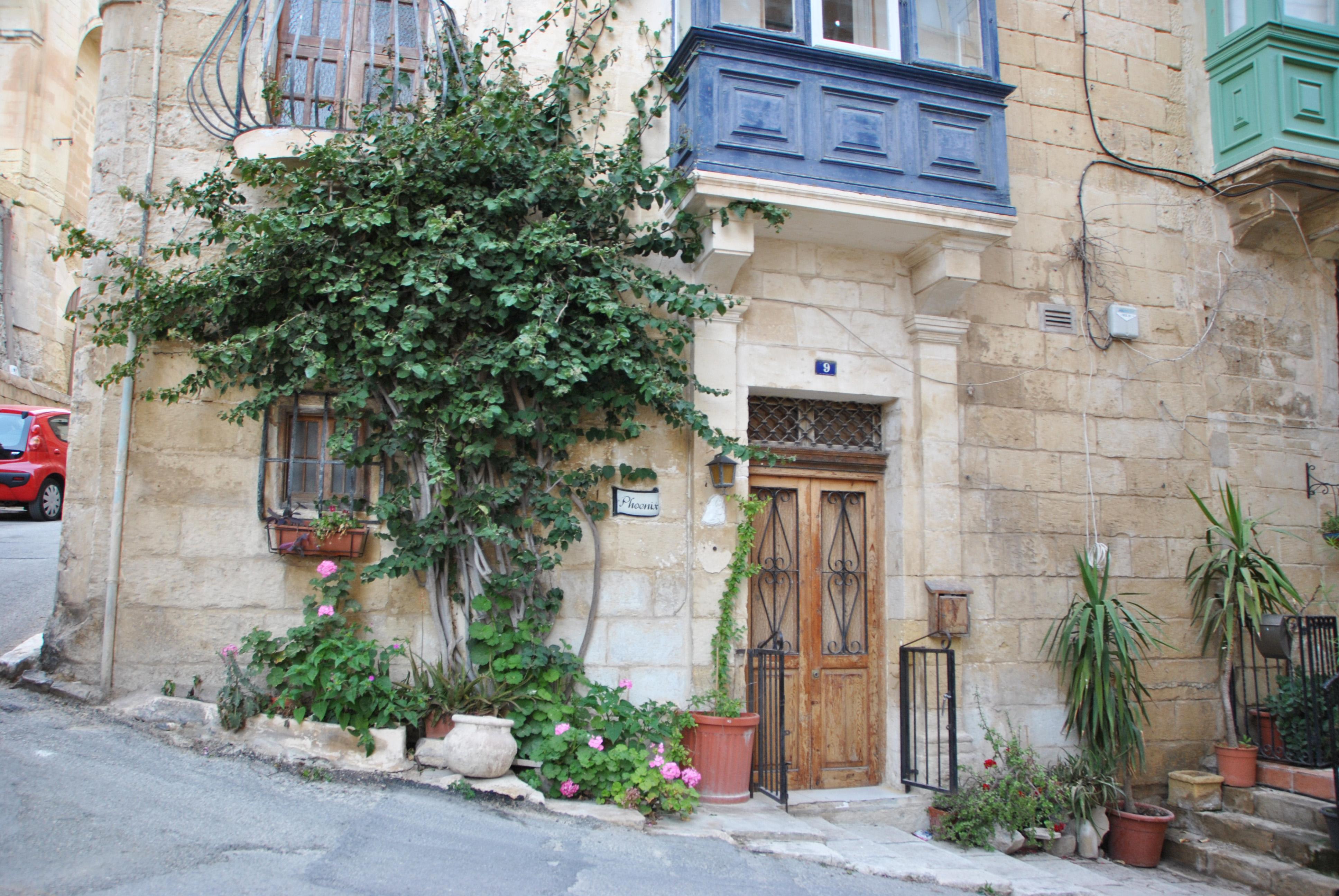 nel centro di Valletta