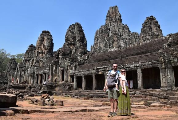 cambogia con bambini piccoli cosa sapere